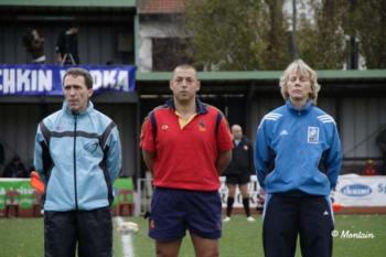 Félix Villegas Bélgica-Alemania 2007