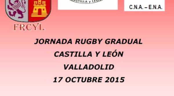 Jornadas rugby gradual