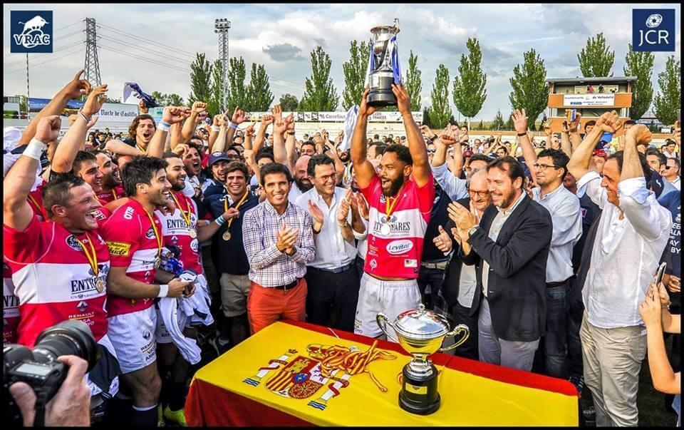 VRAC Campeón Liga