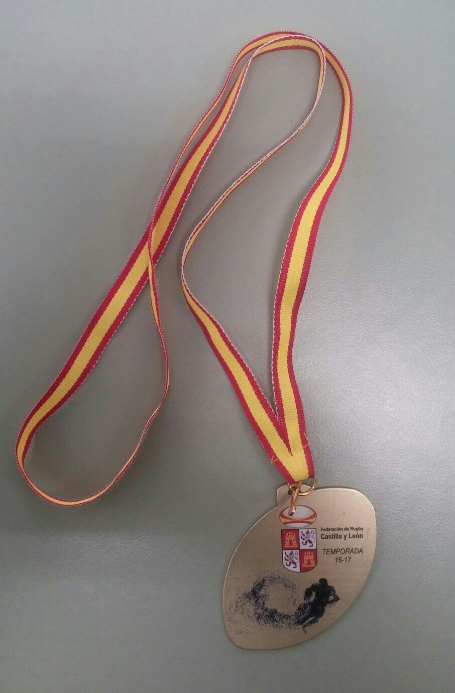 Medalla Canteras